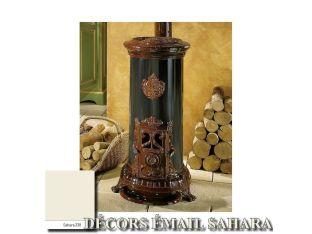 POÊLE À BOIS GODIN PETIT GODIN 3121 SAHARA