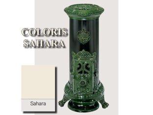 POÊLE BOIS / CHARBON GODIN PETIT GODIN 3720A SAHARA