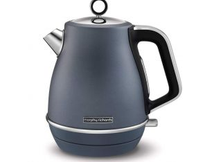 BOUILLOIRE MORPHY RICHARDS EVOKE JUG M104402EE STEEL BLUE