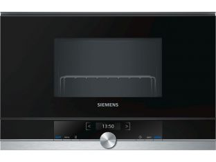 MICRO-ONDES GRIL INTÉGRABLE SIEMENS BE634RGS1