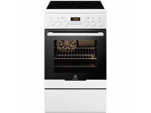 Cuisinière Vitrocéramique ELECTROLUX EKC54350OW
