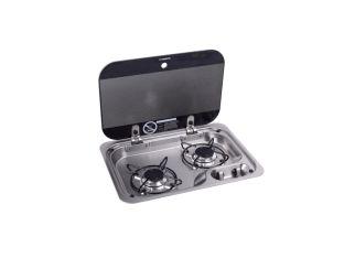 PLAQUE GAZ CAMPING/CARAVANNING DOMETIC HBG2335 9600037309