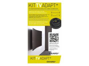 KIT ADAPTATEUR ERARD KIT TV ADAPT+ 49592