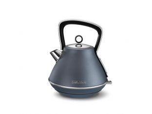 BOUILLOIRE MORPHY RICHARDS EVOKE M100102EE STEEL BLUE