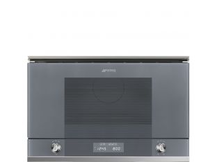 Micro-ondes Gril encastrable SMEG MP122S1