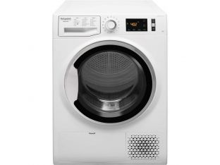 SECHE LINGE FRONTAL POMPE A CHALEUR HOTPOINT NTM1182SKFR